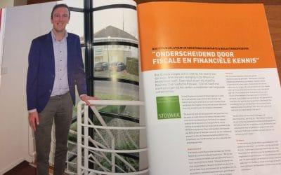 """Interview Voetbal & Zaken: """"Onderscheidend door fiscale en financiële kennis"""""""